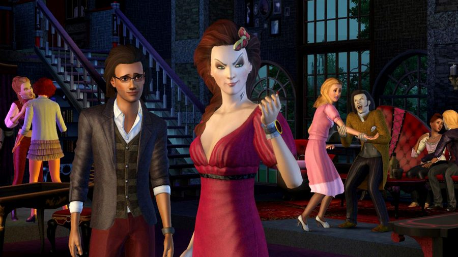 The Sims 2: Nightlife/ The Sims 3: Supernatural