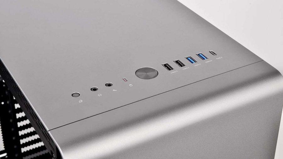 Thermaltake A500 TG top panel