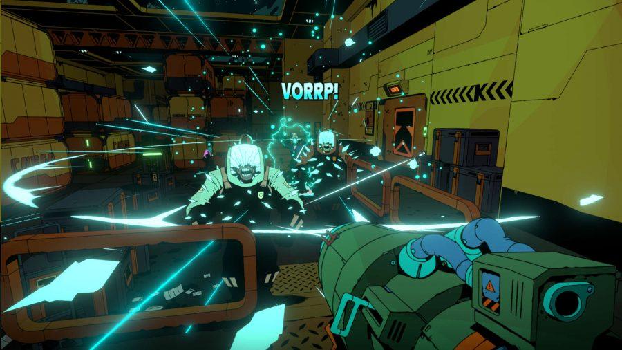 Void Bastards gameplay 5
