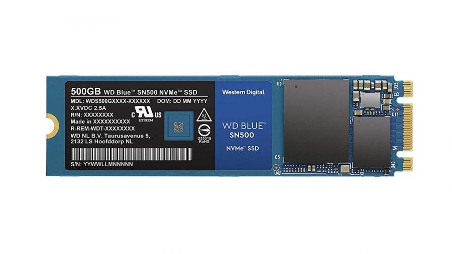 WD Blue SN500 SSD