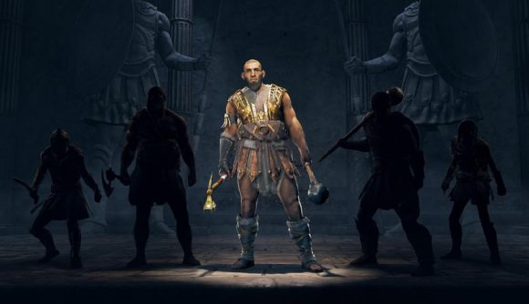 Assassin's Creed Odyssey Testiklos