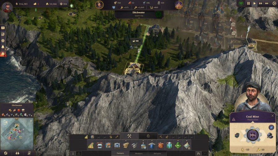 anoo 1800 coal mine guide