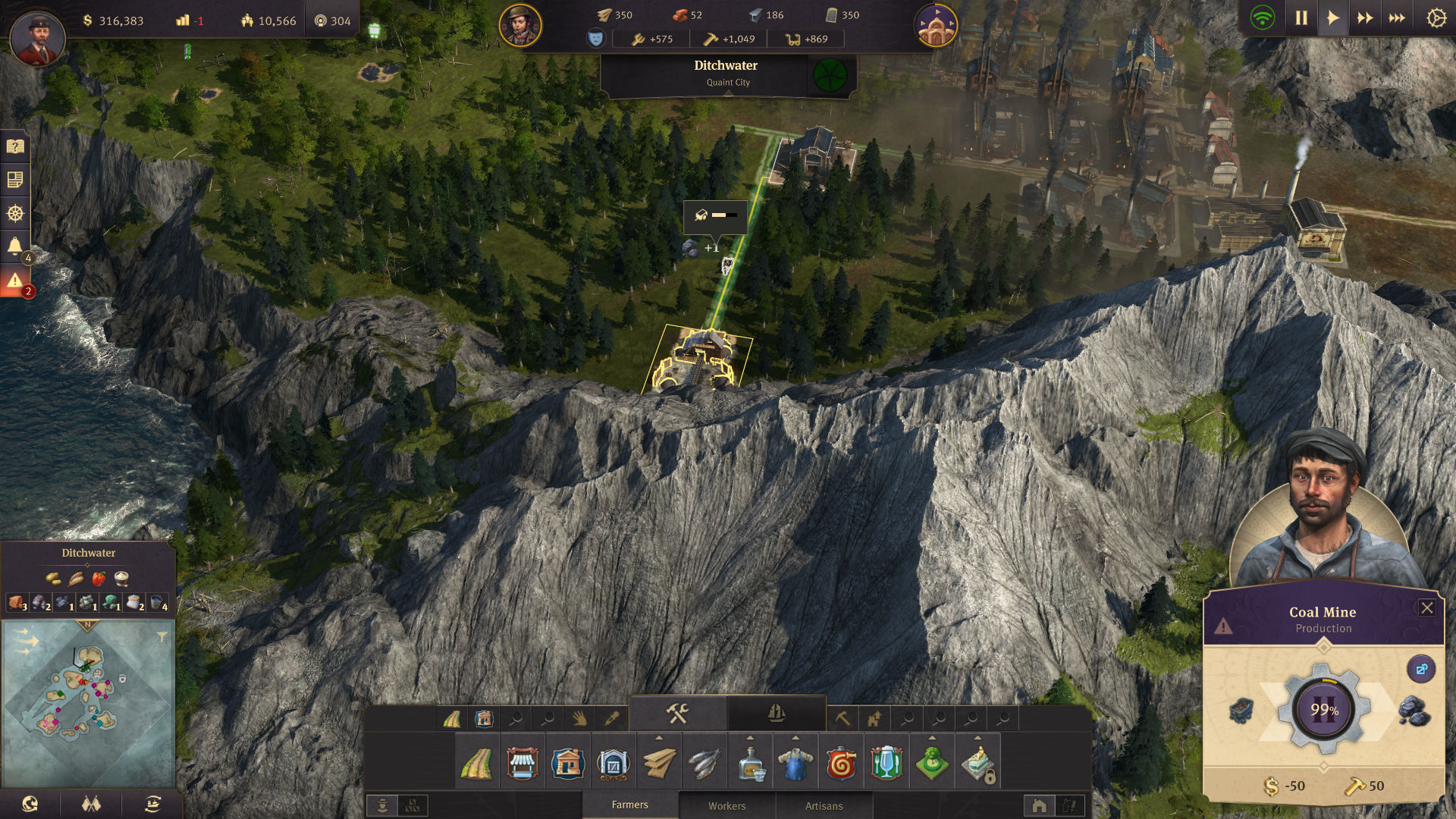 Anno 1404 Efficient Building Layouts.Anno 1800 Steel Beams And Weapons Production Guide Pcgamesn