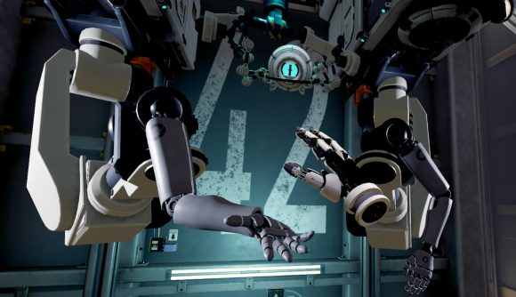 """Valve's bringing a """"flagship VR game"""" and a Portal-themed experience"""