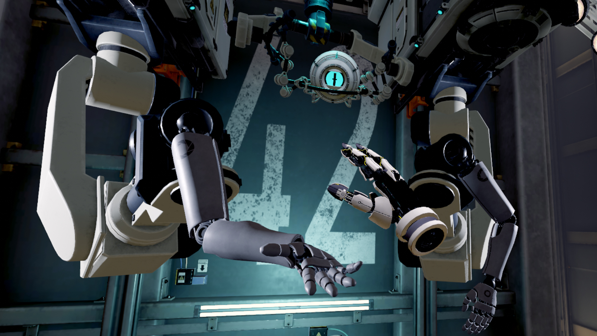 "Valve's bringing a ""flagship VR game"" and a Portal-themed experience to Index"