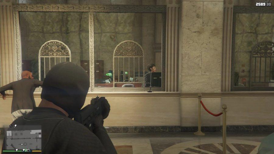Испорченный день кассира банка с одним из лучших модов GTA V, ограблениями банкоматов и ограблениями банков