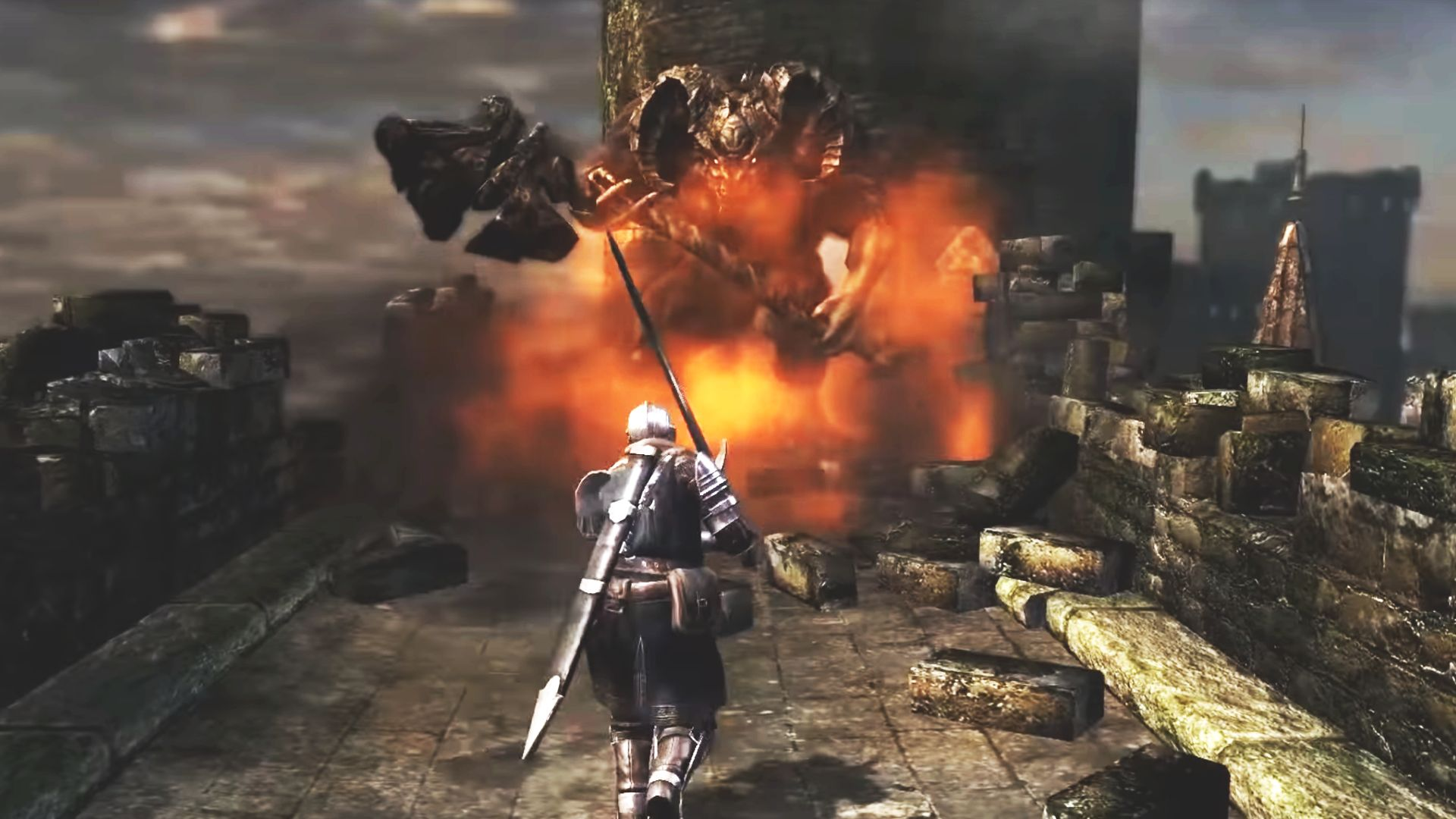 Massive Dark Souls mod restores Oscar and Shiva's quests in latest update