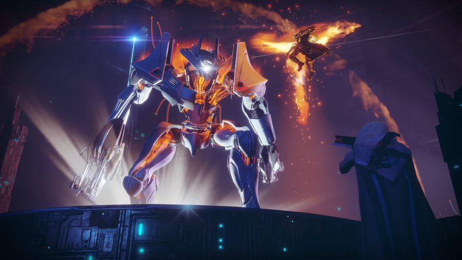 destiny 2 lore hunter warlock