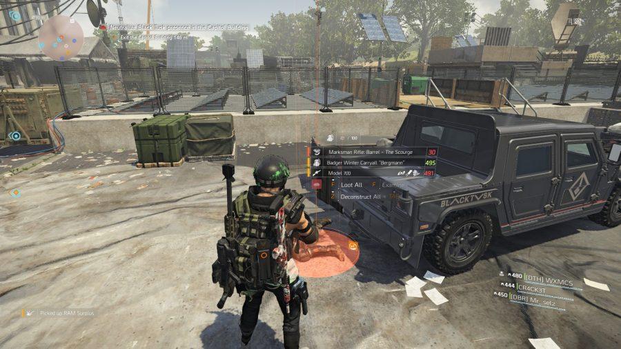 division 2 nemesis guide