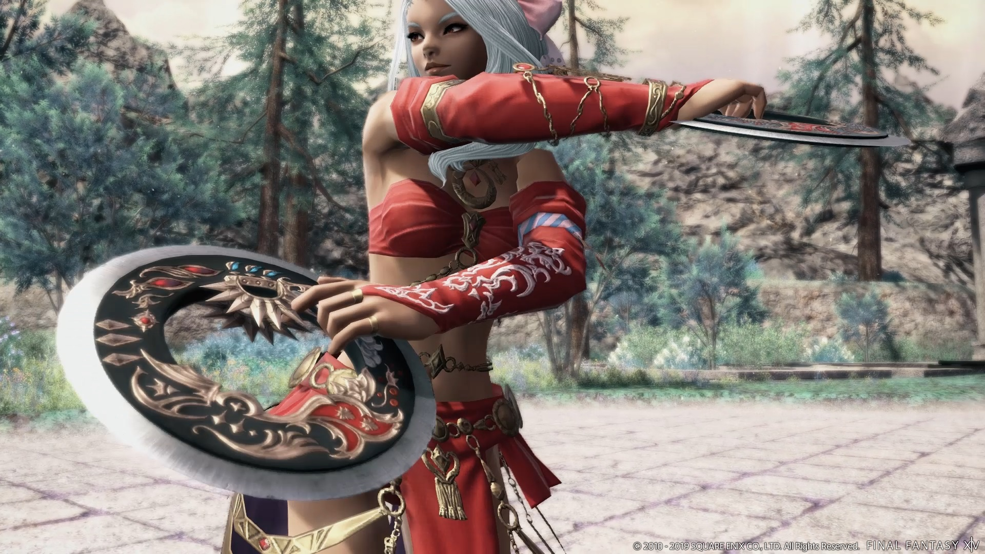 Final Fantasy Xiv Dancer Job Guide Everything You Need To Know Pcgamesn