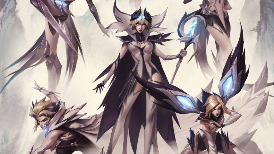 League of Legends patch 9 8 notes – Worlds 2018 and new Legendary