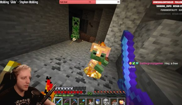 World record Minecraft hardcore run killed after five years