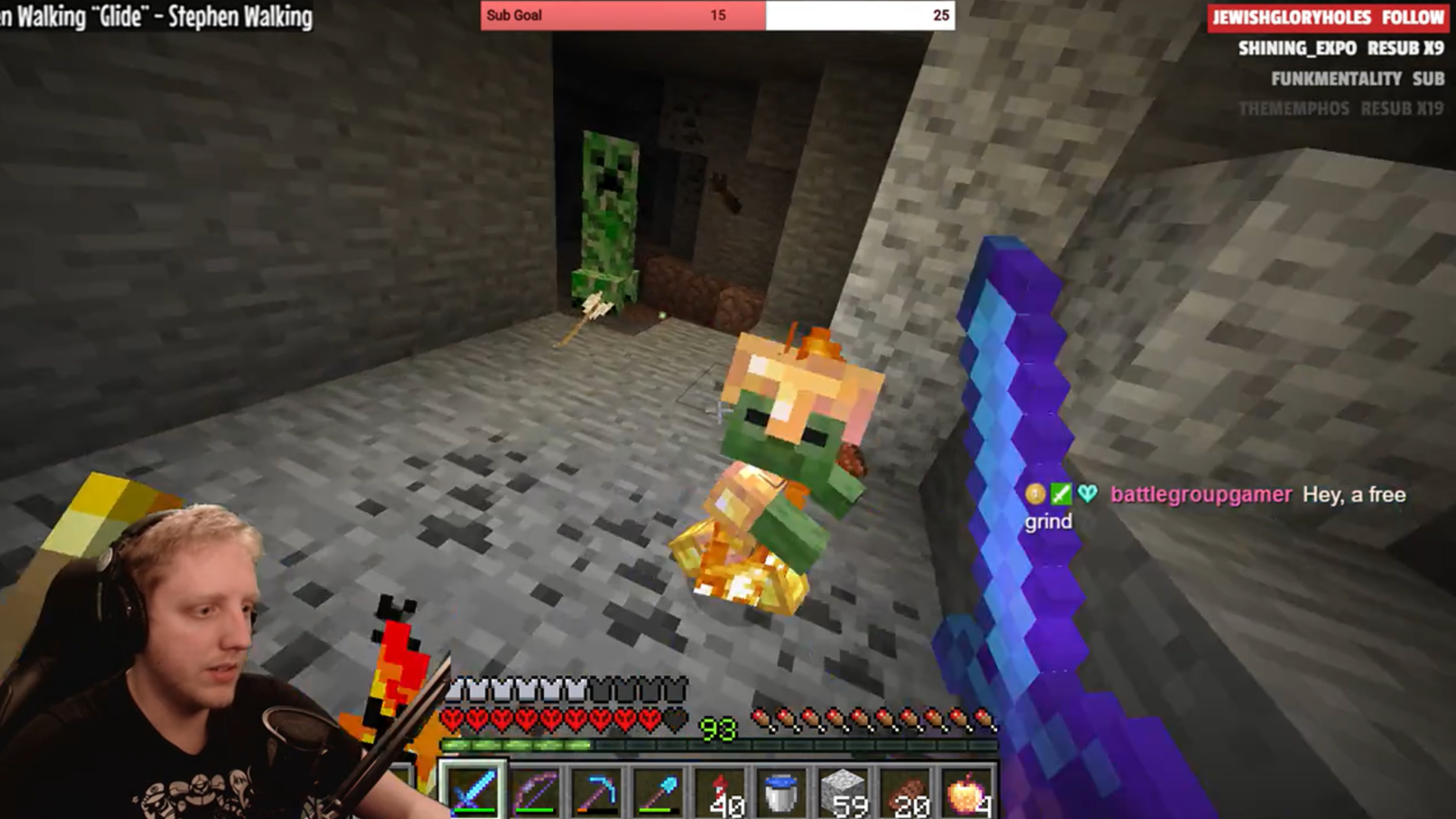 World Record Minecraft Hardcore Run Killed After Five