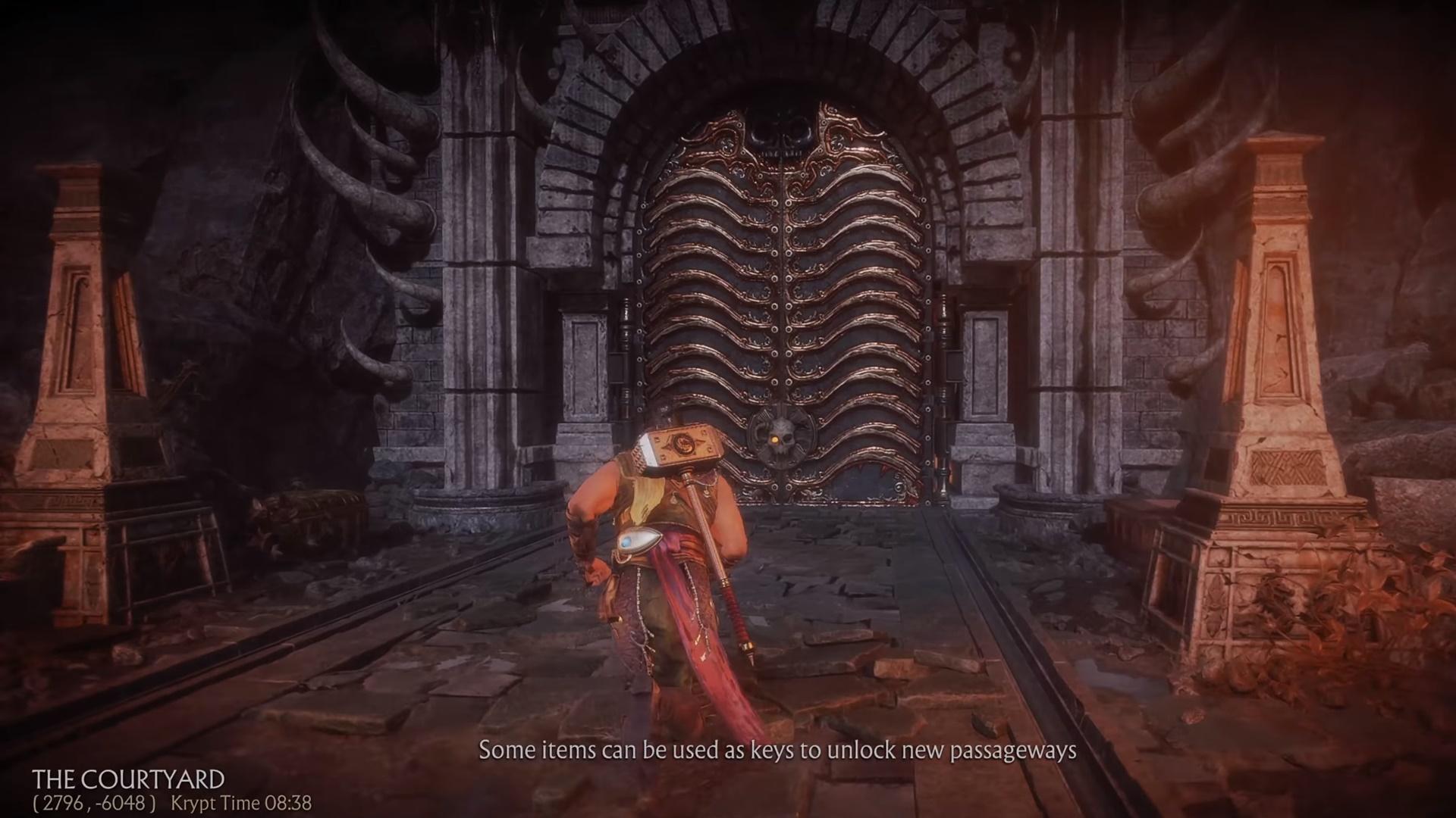Mortal Kombat 11 Krypt walkthrough: key items, chests, and secret