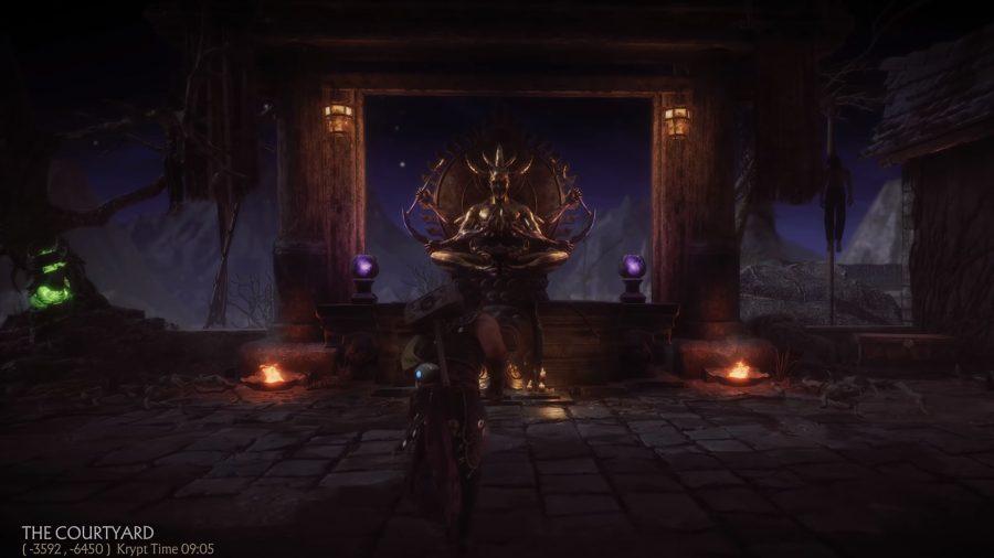 mortal kombat 11 krypt walkthrough shrine