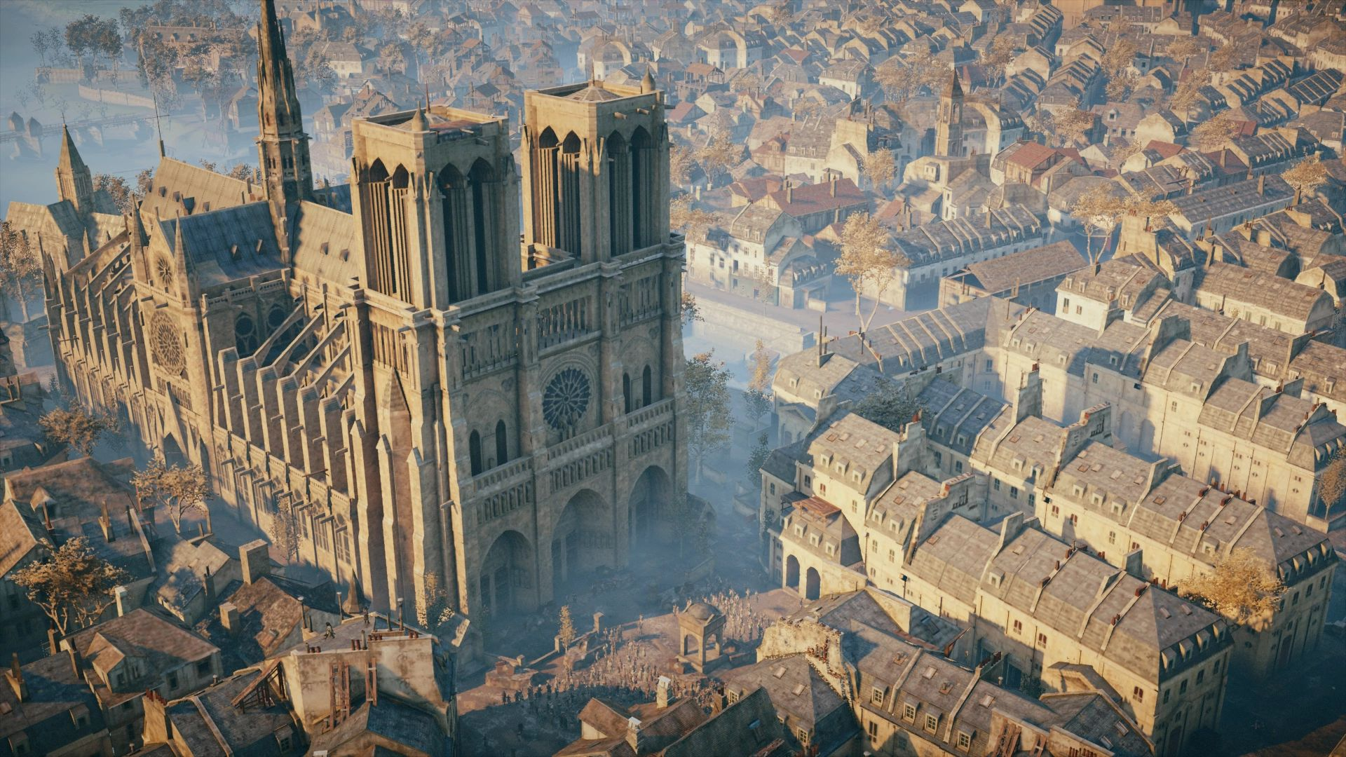 Assassin's Creed Unity could help rebuild Notre Dame