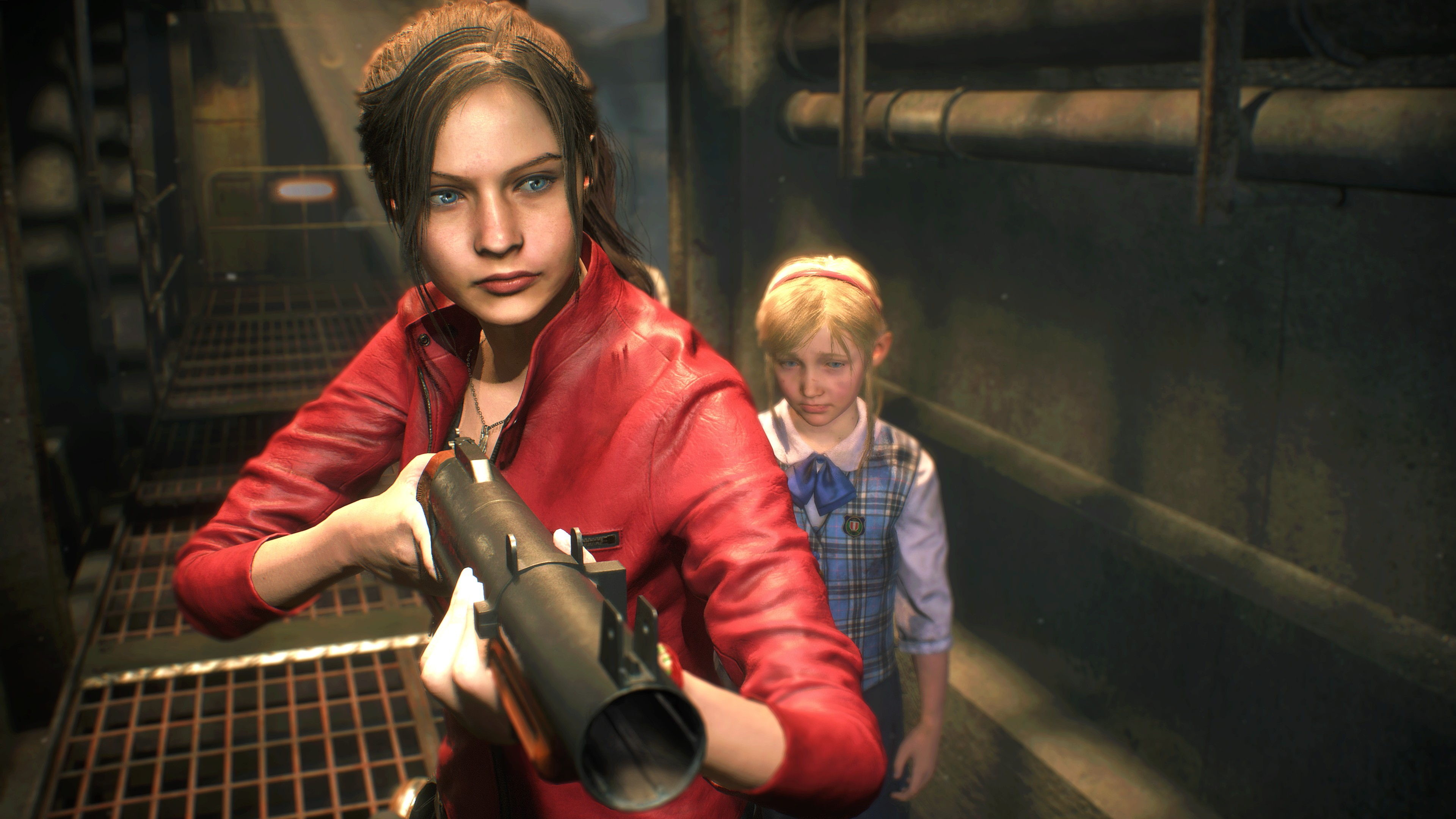 Capcom's Resident Evil games are about human tragedy, not zombies