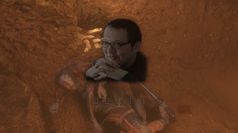 sekiro mods death screen miyazaki