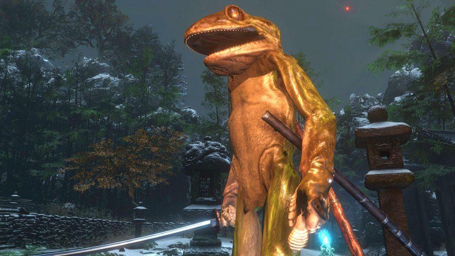 sekiro cheats lizard costume pack mod