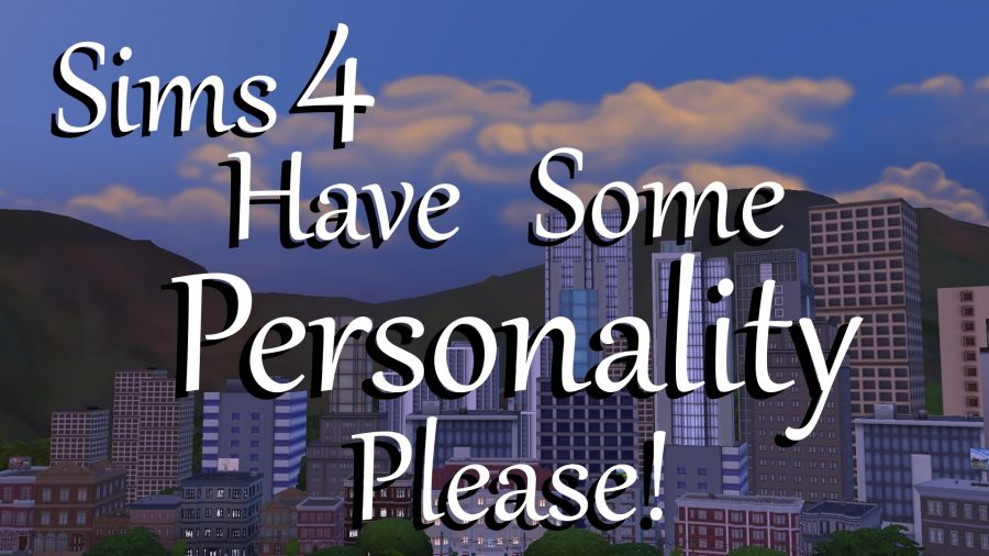 The Sims 4 personality mod