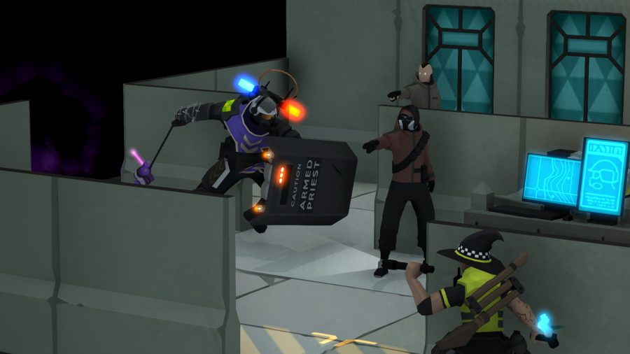 tactical breach wizards is an indie xcom that strips away. Black Bedroom Furniture Sets. Home Design Ideas