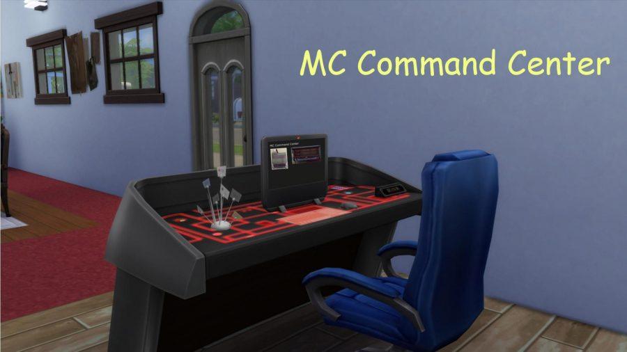 The Sims 4 MC Command Center