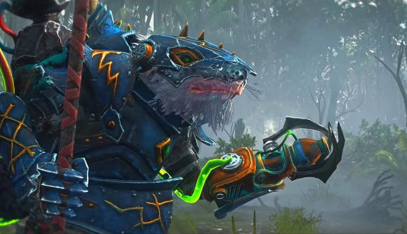 Ikit Claw is coming to Total War: Warhammer 2 in the Prophet and the