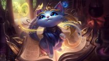 League of Legends Yuumi