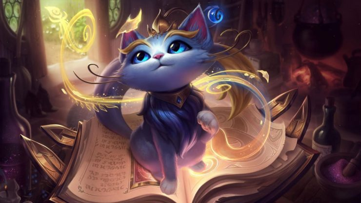 League Of Legends Patch 9 10 Notes Yuumi And Battle