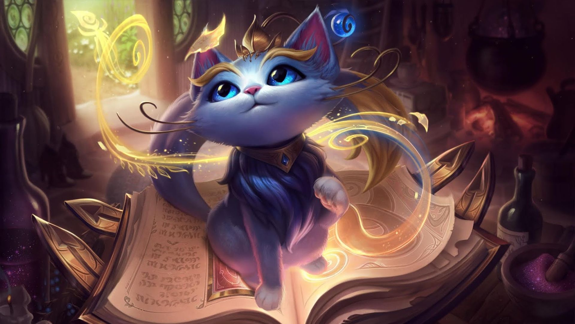 League of Legends patch 9.10 notes – Yuumi and Battle Academia skins
