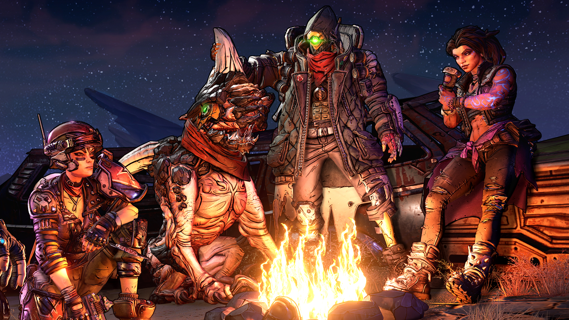 Borderlands 3 will reveal a new planet and vault hunter at E3