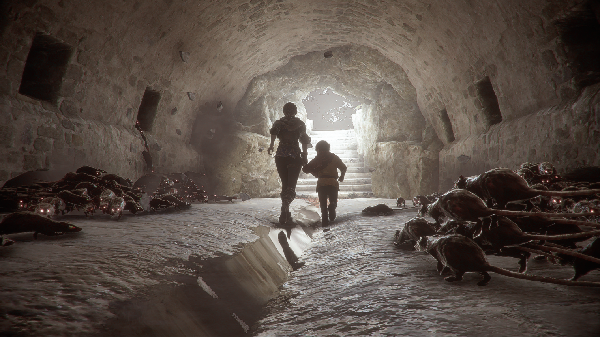 A Plague Tale Innocence Review You Ll Want To Catch This One