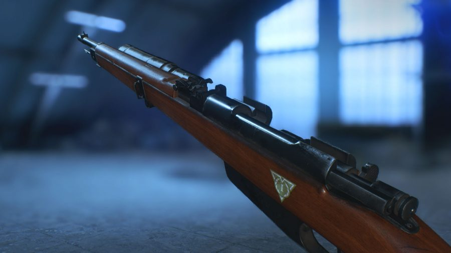 Battlefield 5 M91/28 Tromboncino: how to get the bolt-action carbine