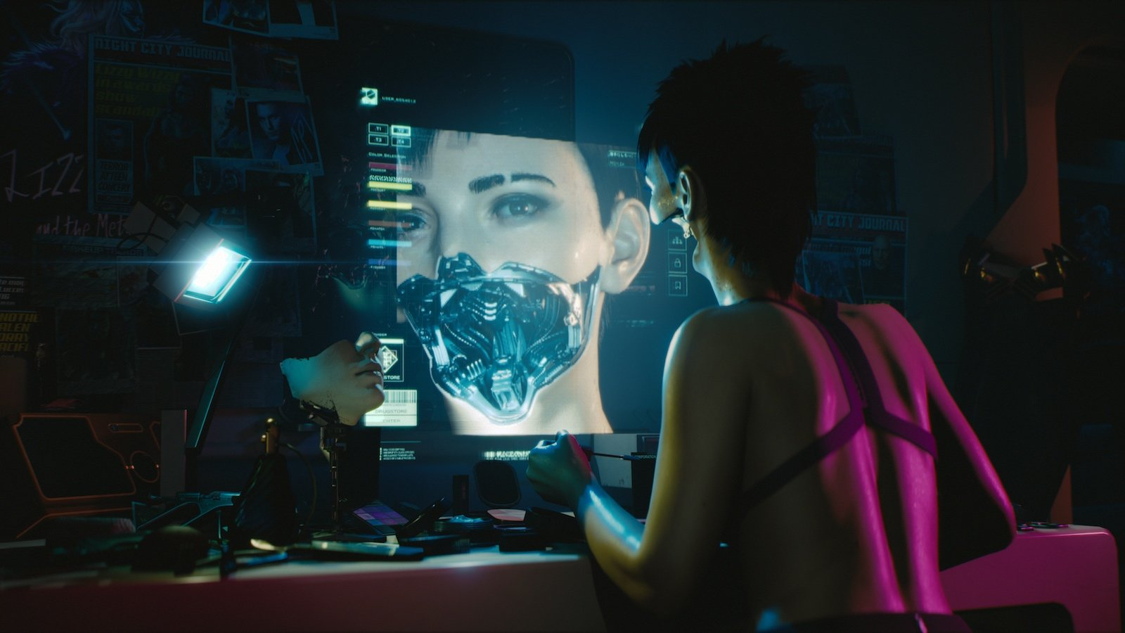 Cyberpunk 2077 and 2020 tabletop confirmed as being in the ...