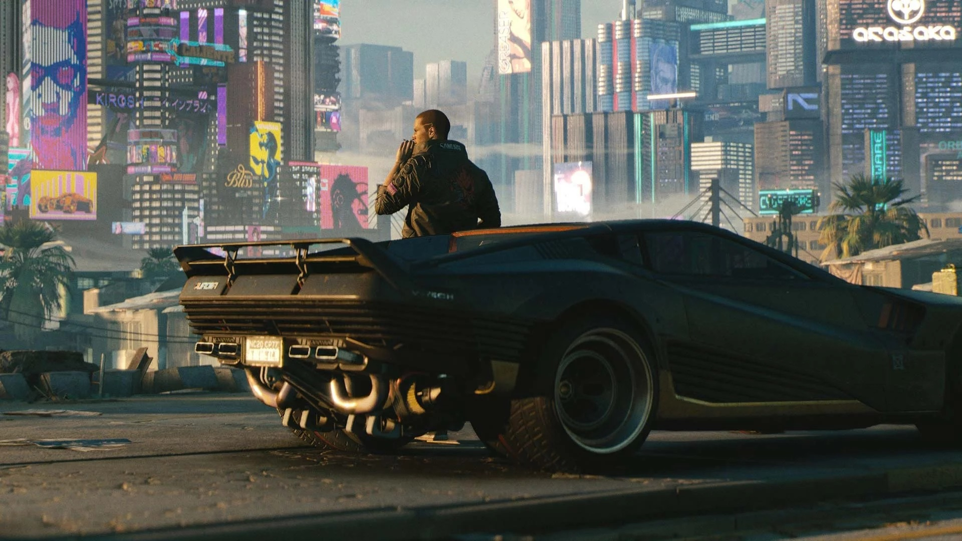 You Can Collect Cars In Cyberpunk 2077 And Have An Ai