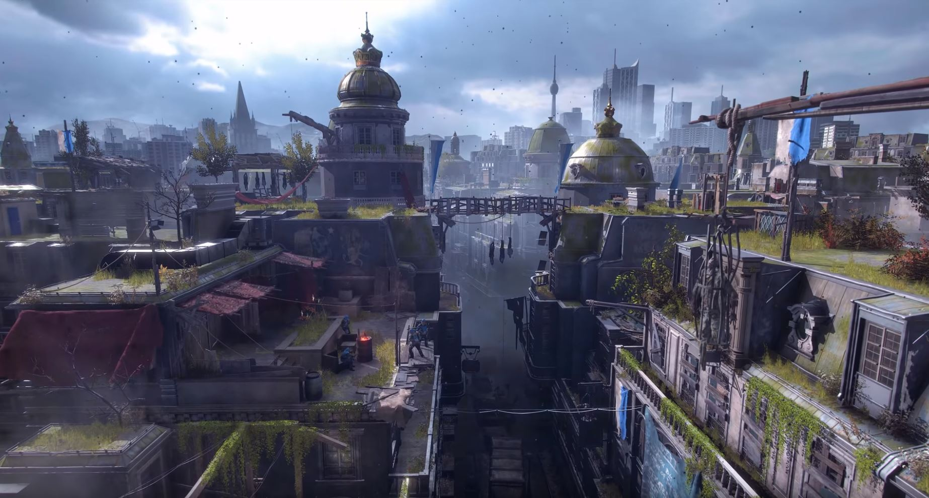 Bring A Trailer >> Square Enix will publish Dying Light 2, with more details ...