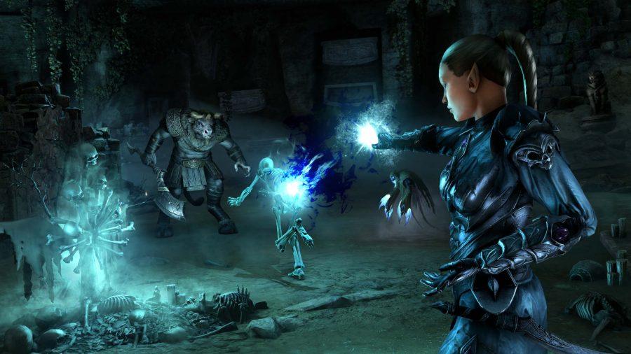 ESO Necromancer abilities