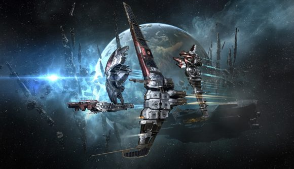 Eve Online celebrates 16 years with free items for players