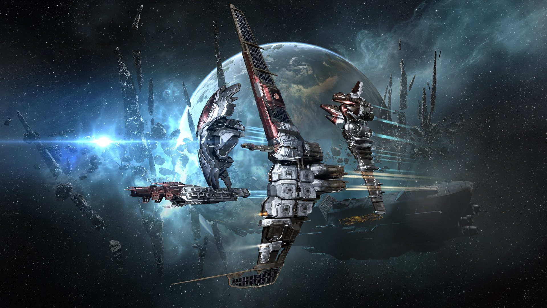 """Eve Online's Chaos Era: """"You don't want your sandbox to turn into cement"""""""