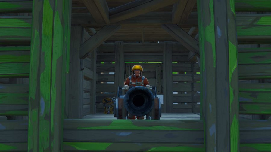 Fortnite flaming hoops cannon locations