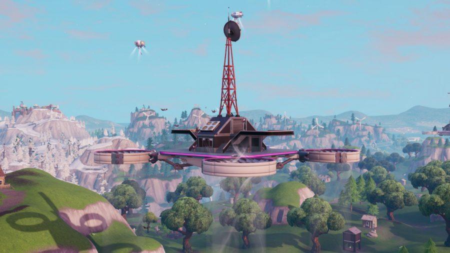 fortnite sky platforms locations where to visit all sky platforms - all 7 sky platforms fortnite