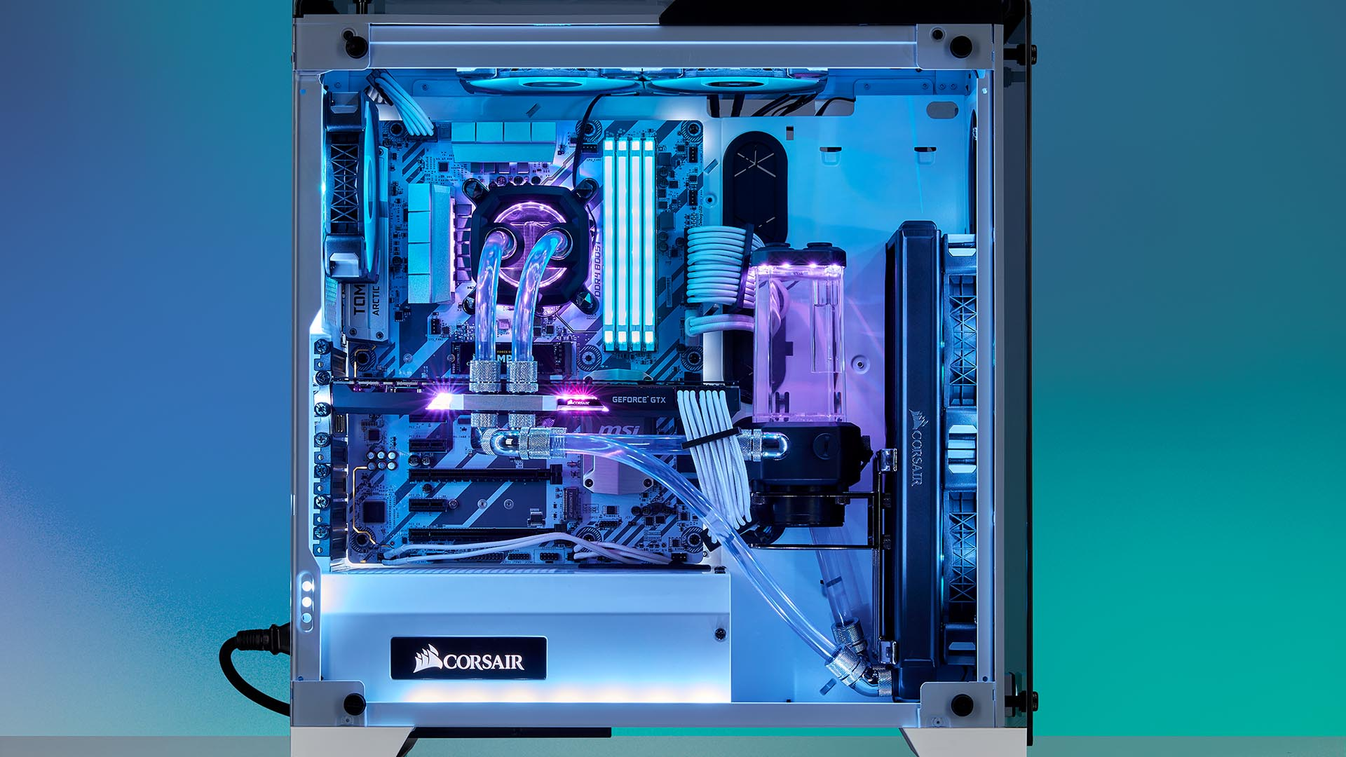 Corsair takes on EKWB with its new Hydro X liquid cooling
