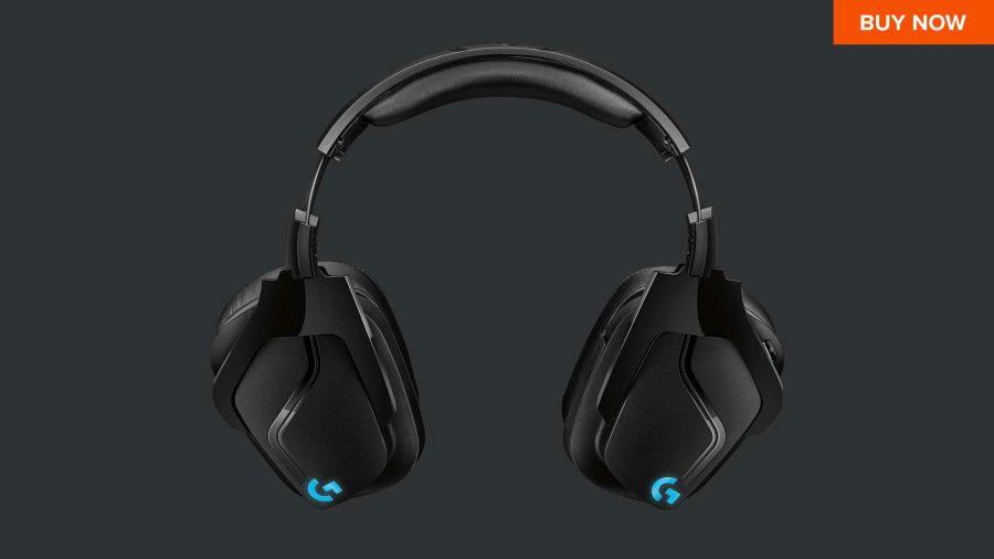 Logitech G935 headset