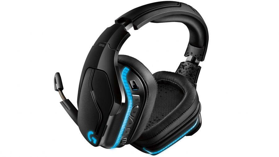 Logitech G935 gaming headset