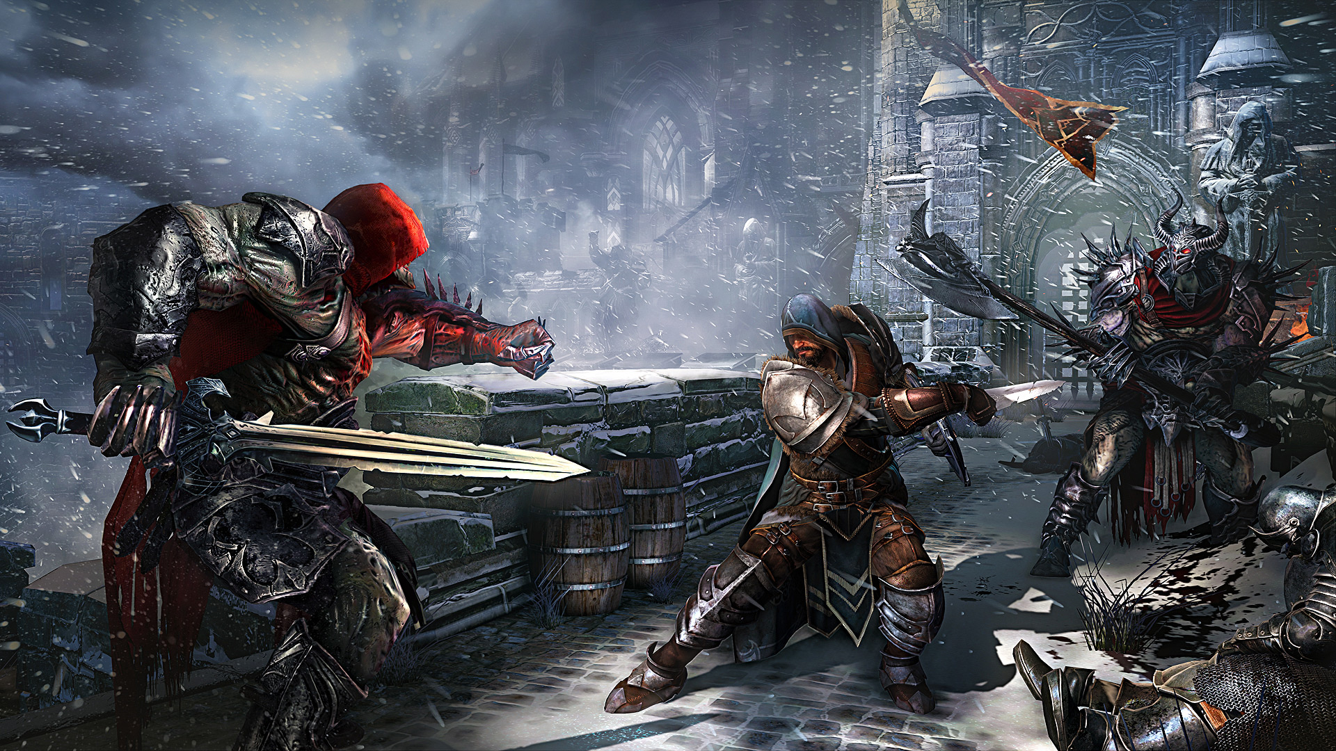 Lords of the Fallen 2's new developer cut loose after less than a year