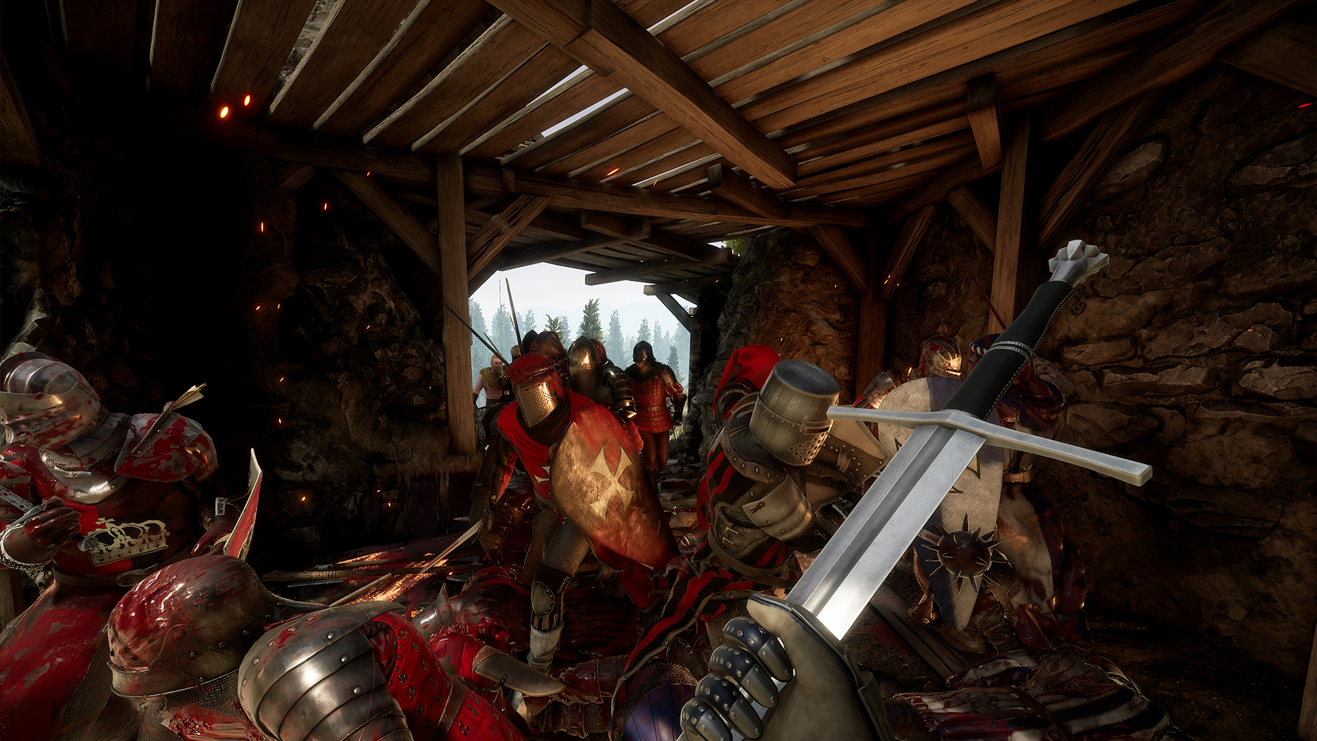 Mordhau tips: our guide on slashing your way through the