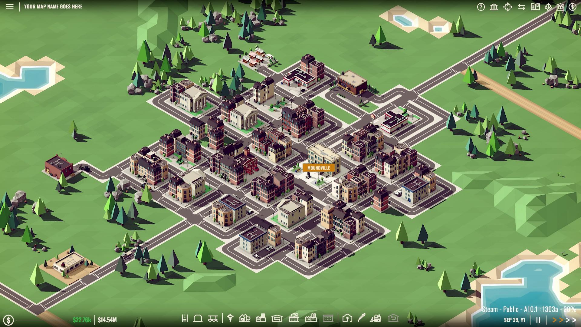 Скриншот к игре Rise of Industry v.2.3.11301a [GOG] (2019) скачать торрент Лицензия