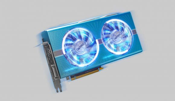 Sapphire factory overclocked graphics card