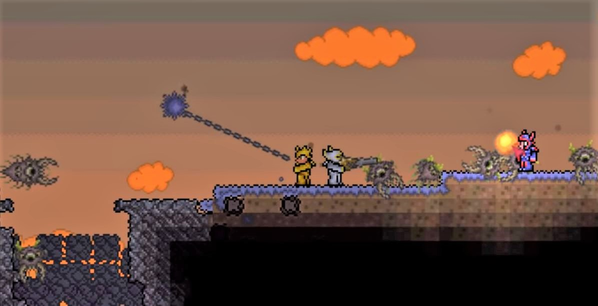 """Terraria's devs won't """"sell our souls"""" to the Epic Games store"""
