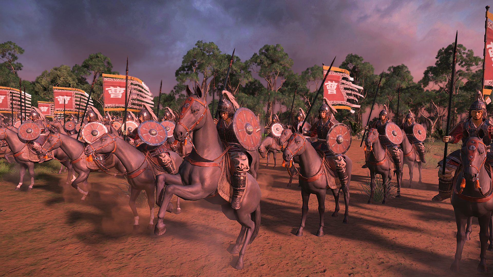 Meet the elite 'dragons' of Total War: Three Kingdoms | PCGamesN